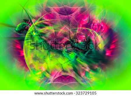 Modern abstract background design with space for your text. - stock photo