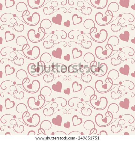modern abstract background for design of cards, invitations, website, paper packaging, book covers, wallpaper for wall (seamless pattern) - stock photo