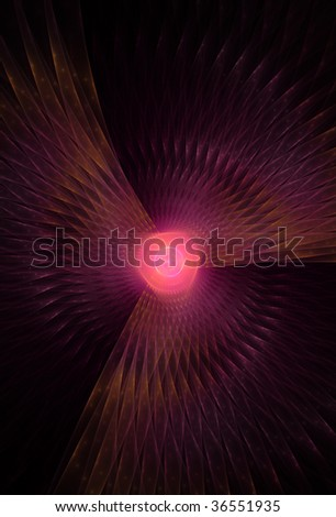 Modern abstract background. Illustration with vivid colors and effects.