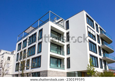 modern apartments stock images, royalty-free images & vectors