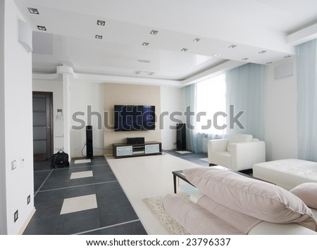 modern apartment interior photo