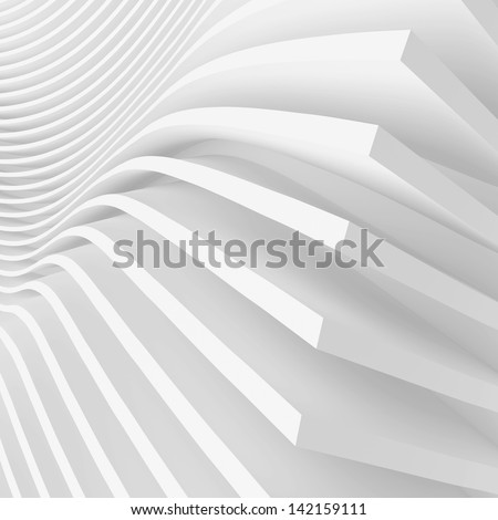 Modern Architecture Background - stock photo