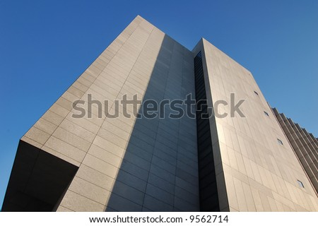 Modern Architecture - CBD - Bank/Business district