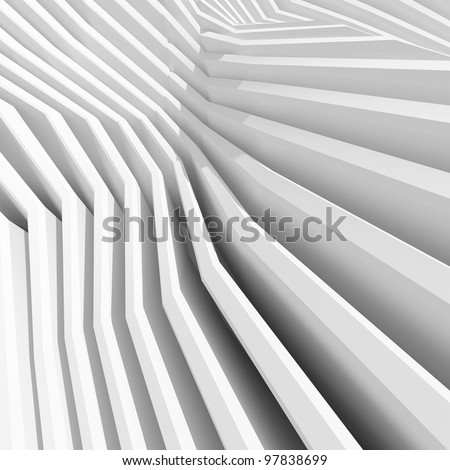 Modern Architecture Design - stock photo