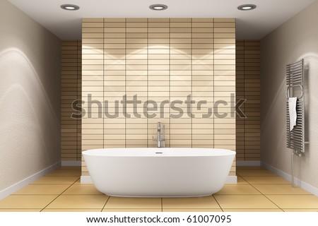 Bathroom Beige Modern Tiles Stock Images, Royalty-Free Images ...