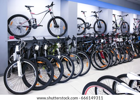 Bike Shop Stock Images Royalty Free Images Vectors Shutterstock