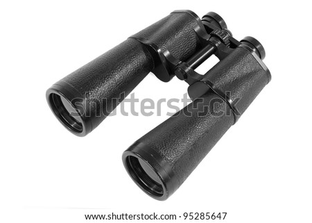 Modern binoculars, optical instrument for observation at a distance