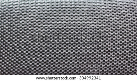 modern black and millennium grey nylon or synthesis fibered weaving for texture background