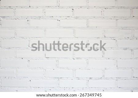 Modern brick background - stock photo