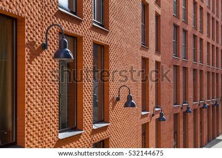 modern apartment building stock images royalty free images vectors shutterstock. Black Bedroom Furniture Sets. Home Design Ideas