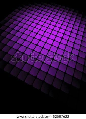 Modern, bright abstract background - stock photo