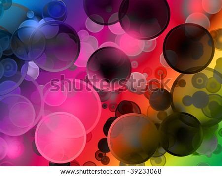 modern bubble background - similar images available