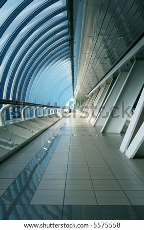 Modern business architecture - stock photo