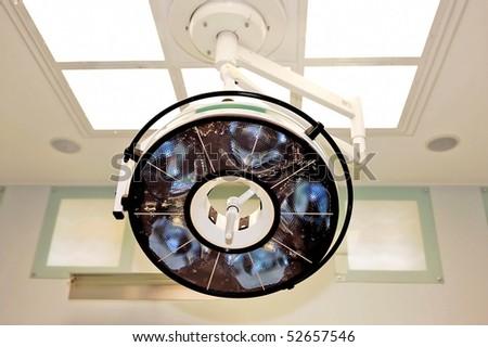 Modern clinical interior - stock photo