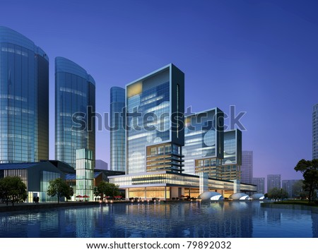 Stock images similar to id 92675179 modern commercial for Modern commercial building