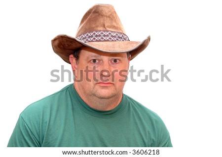 Modern Cowboy Modern Day Cowboy