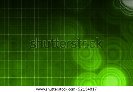Modern Futuristic Abstract Background as a Art