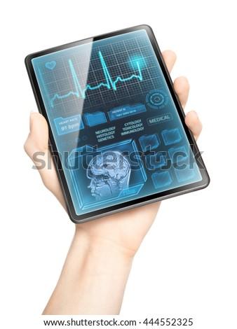 Modern healthcare - stock photo