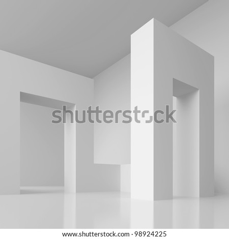 Modern Interior Background