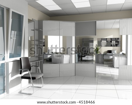 modern interior office stock. Modern Interior Of Office, Exclusive Design Office Stock L