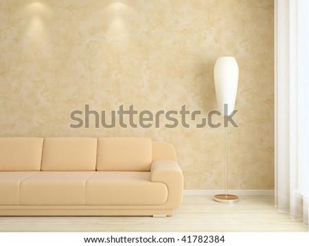 Modern Interior - see more in portfolio - stock photo