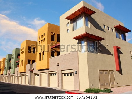 Modern new Apartment  - stock photo