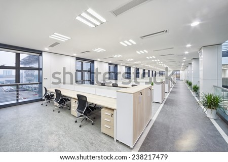 Modern Office Interior Stock Images RoyaltyFree Images Vectors