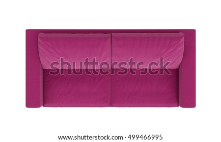 Sofa Top View Stock Images, Royalty-Free Images & Vectors ...