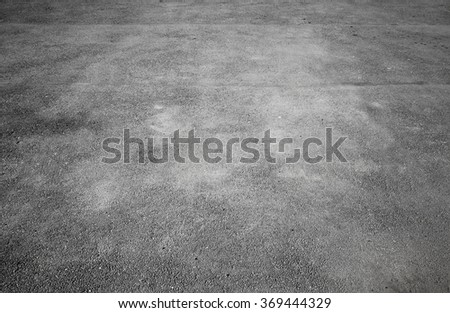 Modern road with gray asphalt pavement, background photo texture - stock photo