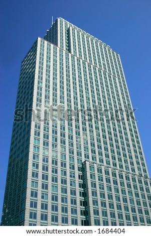 Modern Skyscraper - stock photo