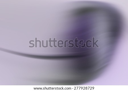 modern techno striped background blurred curves - stock photo