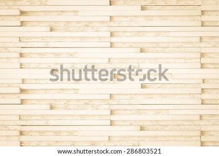 Modern tile wall : Granite tile wall pattern texture background in light yellow cream beige color tone    - stock photo