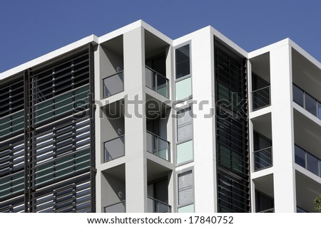 Modern Urban Apartment Building In Sydney, Australia