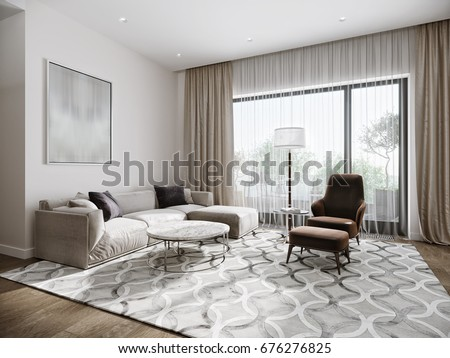 Svet feo 39 s portfolio on shutterstock Contemporary urban living room