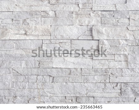modern wall - stock photo