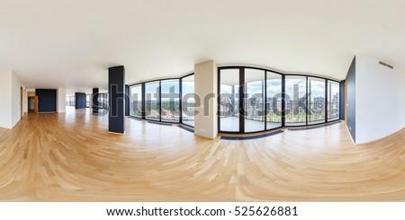 Empty Apartments Inside