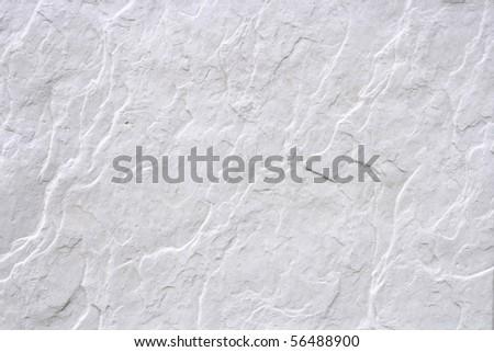 Modern White Wall Texture - stock photo