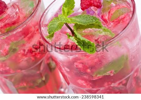 Mohito cocktail - stock photo