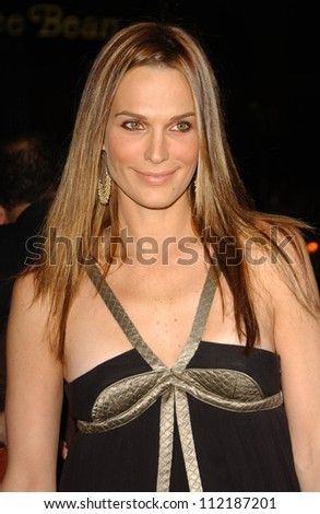 "Molly Sims at the Los Angeles Premiere of ""Blades of Glory"". Mann's Chinese Theater, Hollywood, CA. 03-28-07"