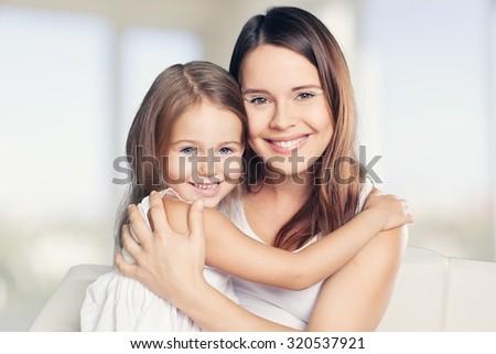 Mom. - stock photo