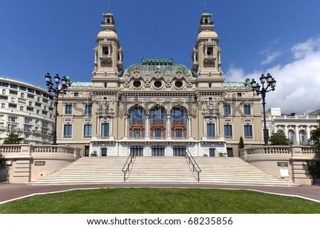 Monaco - stock photo