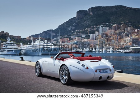 monaco grand prix stock images royalty free images vectors shutterstock. Black Bedroom Furniture Sets. Home Design Ideas