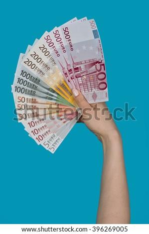 Money. - stock photo