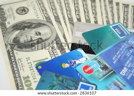 Money, cash - stock photo