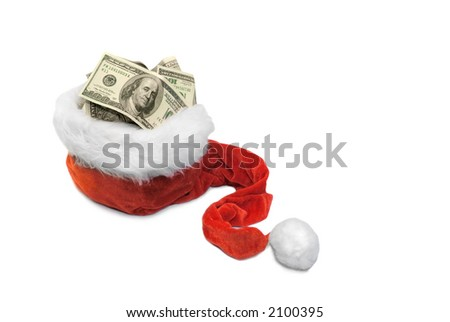 Money Christmas& Wealthy New Year-1