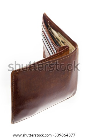money wallet stock photo royalty free 539864377 shutterstock