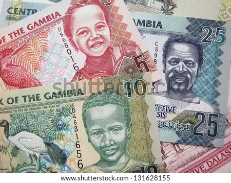 money of Gambia
