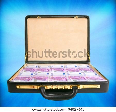 money prize - stock photo
