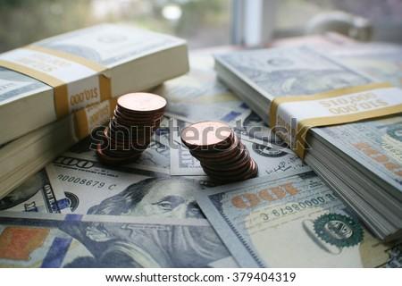 Money Stock Photo High Quality - stock photo