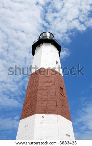 Montauk Lighthouse - stock photo